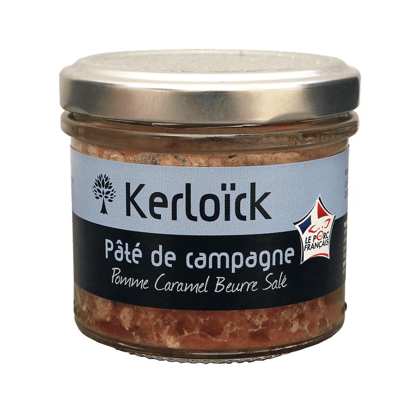 Pâté de campagne Pomme Caramel Beurre Salé 90g