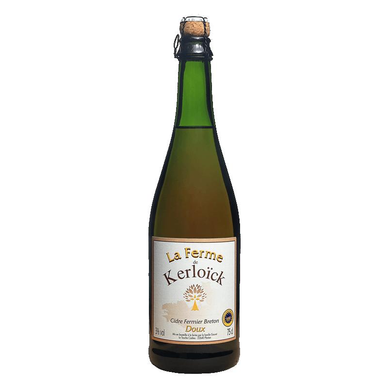 Cidre Doux  - La Ferme de Kerloïck 75cL