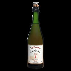 Cidre Brut - La Ferme de Kerloïck 75cL