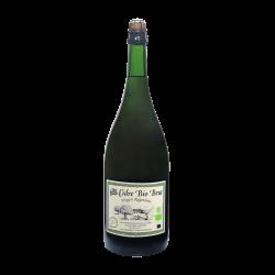 Magnum Cidre Brut Biologique - Vergers Réginéens 1,5L